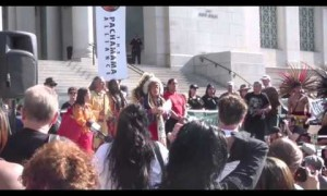 Report: Indigenous Grandmothers at Idle No More Los Angeles