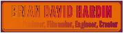Brian D Hardin Logo